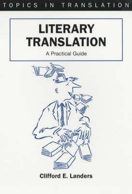 Literary Translation By Landers, Clifford E.
